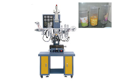 Chiny Industrial Semi Automatic Heat Transfer Machine Multi Colors Printing dostawca