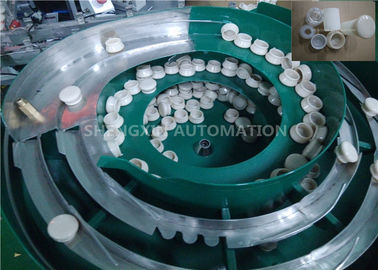 Chiny Flexible Cap Automated Assembly Machines Bottles Feeders For Packing Industry dostawca