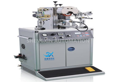 Chiny Plastic Manual Heat Transfer Printing Machine Rotary Letterpress Structure fabryka