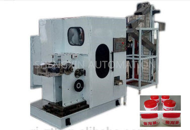 Multicolours Drinking Plastic Bottles Offset Printing Equipment PLC Controlled