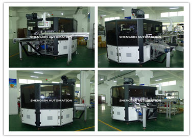 Chiny CE ISO Flat Screen Printing Machine For Plywood Rule Lighter Cup Tube fabryka